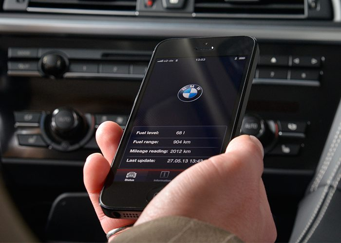 BMW ร่วมมือกับ Microsoft อัพเกรด BMW Connected Drive แอปฯ อัจฉริยะเพื่อรถยนต์ไฟฟ้าของ BMW