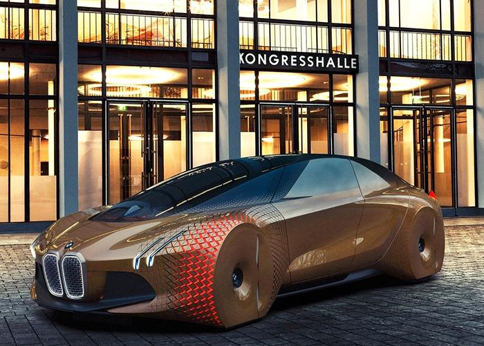 นวัตกรรมใหม่ Mini BMW รถยนต์ไร้คนขับที่จะได้สัมผัสในเร็วๆ นี้