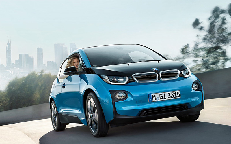 BMW i3 l At a glance_replacementbmparts.com